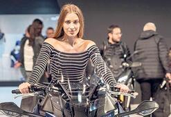 'Motor ile bisiklet' dünyası buluşuyor