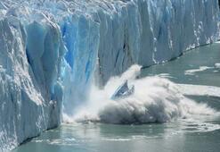 Antarktika en sıcak yazı yaşıyor