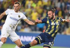 Fenerbahçe, Süper Ligde yarın MKE Ankaragücüne konuk olacak