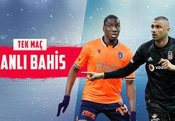Başakşehir-Beşiktaş maçının heyecanı Misli.comda...