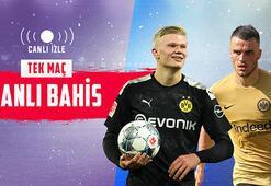 Borussia Dortmund, Frankfurtu konuk ediyor Heyecan Misli.comda...