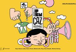 4. PSM Caz Festivalinde yıldızlar geçidi