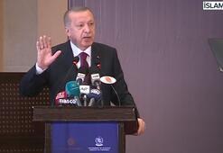 Cumhurbaşkanı Erdoğandan önemli açıklamalar: İzin vermemeliyiz