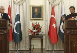 Cumhurbaşkanı Erdoğan ve İmran Handan ortak basın toplantısı Dikkat çeken sözler...