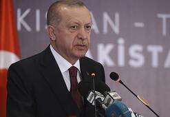 Cumhurbaşkanı Erdoğan Pakistandan ayrıldı