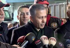 Son dakika haberi... Vali Yerlikaya Bahçelievlerde son durumu açıkladı