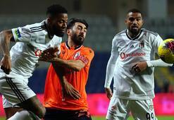 Başakşehir Beşiktaş: 1-0