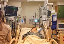 Bursada temizlik maddesi içen çocuk 303. kez ameliyat oldu