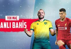 Norwich - Liverpool canlı bahis heyecanı Misli.comda