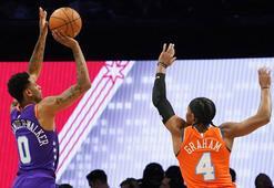 2020 NBA All-Starın ilk galibi ABD karması