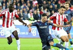 Trabzonspor iç sahada, Sivasspor dış sahada daha çok atıyor