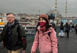 Son dakika İstanbulda yağmur başladı...