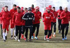 Sivasspor, Trabzon maçına hazır