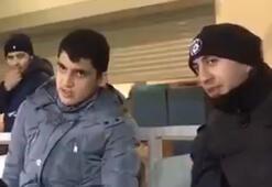 """Futbol maçında duygusal görüntüler: """"Abi anlatırmısın"""" dedi, polis göz oldu, spiker oldu"""