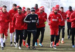 Demir Grup Sivasspor, Trabzonspor maçına hazır