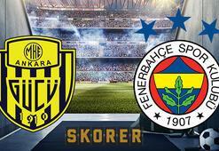 Ankaragücü Fenerbahçe maçı ne zaman Saat kaçta, hangi kanalda