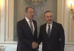 Çavuşoğlu Lavrovla görüştü S-400 mesajı...