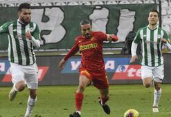 Atiker Konyaspor - Göztepe: 1-3