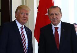 Son dakika... Cumhurbaşkanı Erdoğan Trump ile görüştü