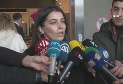 Çinden tahliye edilen Azerbaycan vatandaşları Baküde