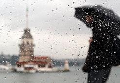 İstanbulda hava yarın nasıl olacak, yağmur yağacak mı 16 Şubat Pazar Metorolojiden son dakika tahminleri ve uyarıları