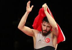 Milli güreşçi Süleyman Atlı, Avrupa ikincisi oldu
