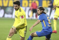 Ankaragücü - Fenerbahçe: 2-1