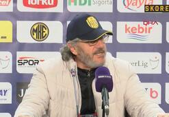 """Mustafa Reşit Akçay: """"Maçın başından sonuna kadar dikkatimiz yüksekti"""""""