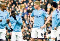 Manchester City'ye ağır fatura