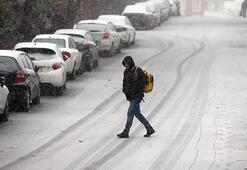 Son dakika: Meteorolojiden o illere kar uyarısı