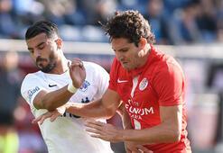 Kasımpaşa, Süper Ligde yarın Antalyaspora konuk olacak