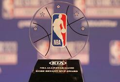 NBA All-Star maçının MVP ödülüne Kobe Bryantın adı verildi