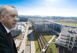 Cumhurbaşkanı Erdoğan Teknopark İstanbulun ikinci etabını açacak