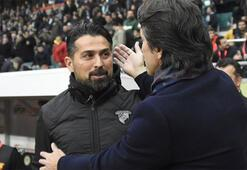 İlhan Paluttan futbolcularına tebrik
