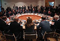 Bakan Çavuşoğlu, Libya Uluslararası İzleme Komitesi Toplantısı'na katıldı