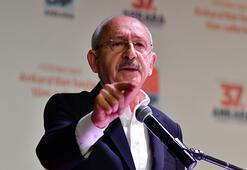 Kılıçdaroğlu: Akılcı politikalarla Orta Doğuda barışı inşa edeceğiz