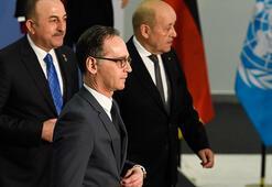 Son dakika | Almanya Dışişleri Bakanı Maastan Berlin Konferansı açıklaması