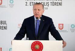 Son dakika... Cumhurbaşkanı Erdoğandan iş adamlarına çağrı: Artık yatırım zamanıdır