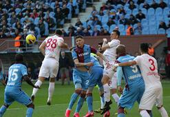 Trabzonspor-Demir Grup Sivasspor: 2-1
