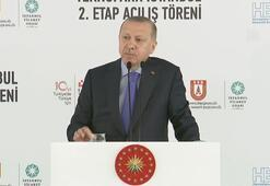 Cumhurbaşkanı Erdoğandan iş adamlarına çağrı: Artık yatırım zamanıdır