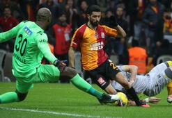 Galatasaray - Yeni Malatyaspor: 1-0
