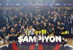 Türkiye Kupası'nda şampiyon Fenerbahçe Beko