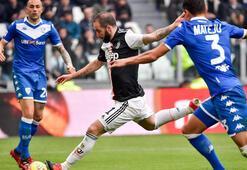 Juventus, Ronaldosuz kazandı