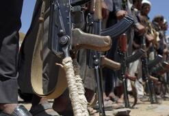 Yemende askeri bölgeye sızmaya çalışan 18 Husi milis öldürüldü