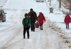 Ağrıda okullar tatil mi 17 Şubat Ağrıda okullar tatil olacak mı Ağrı hava durumu