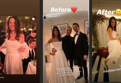 Cem Boynerin kızı Elif Boyner evlendi