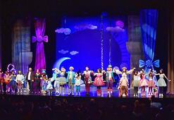 DenizBank Çocuk Operası'nın ikinci eseri 'Wolfie Harikalar Operasında'