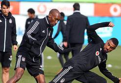 Beşiktaşta Trabzonspor maçı hazırlıkları devam ediyor