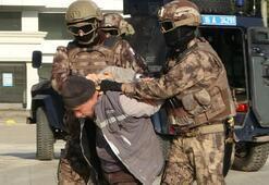 DEAŞ infazcısı Bursada yakalandı
