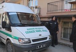 Sobadan sızan gazdan etkilenen karı koca hayatını kaybetti